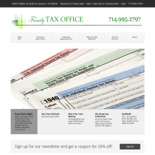 Home 2 - Family Tax Office